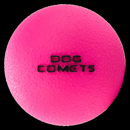 Dog Comets Dog Comets Ball Stardust Zwart/Roze S