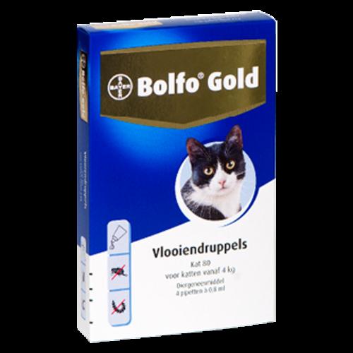 Bolfo Bolfo Gold 80 kat (>4 kg) - 4 pip