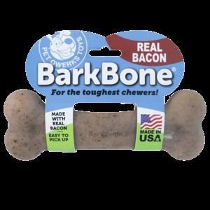 Pet Qwerks Pet Qwerks  Bacon BarkBone - Xlarge