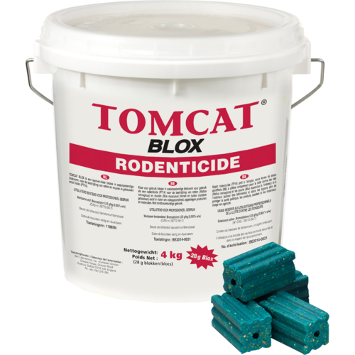 Knock Off Tomcat Blox Rat&Muis (140x28g)