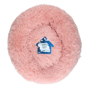 Let's Let's Sleep Donut M Beige/Roze
