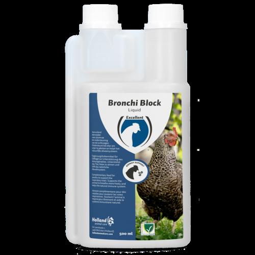 Excellent Bronchi Block vloeibaar voor pluimvee