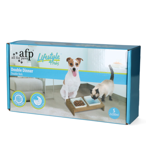AFP AFP Lifestyle4Pets - Double Dinner - S