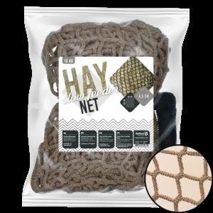 Holland Animal Care Hay Slowfeeder net 10 kg (5 mm dik, maaswijdte 45 mm)