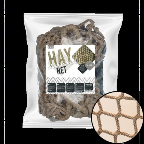 Holland Animal Care Hay Slowfeeder net 2,5 kg (5 mm dik, maaswijdte 45 mm)