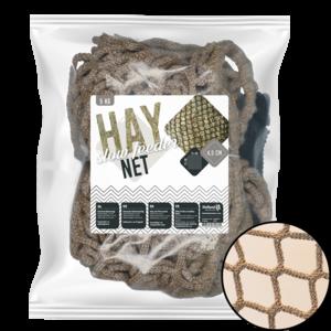 Holland Animal Care Hay Slowfeeder net 5 kg (5 mm dik, maaswijdte 45 mm)