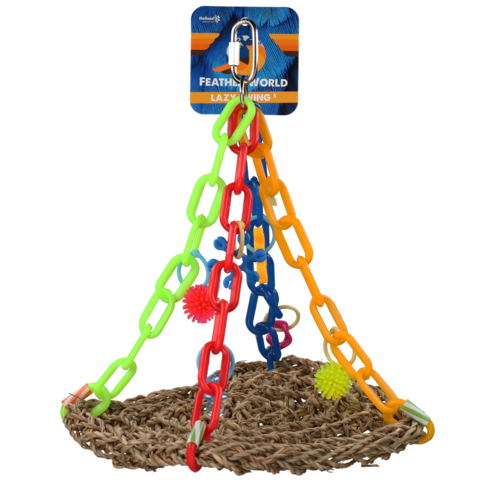 Feather world Feather World Lazy swing Small