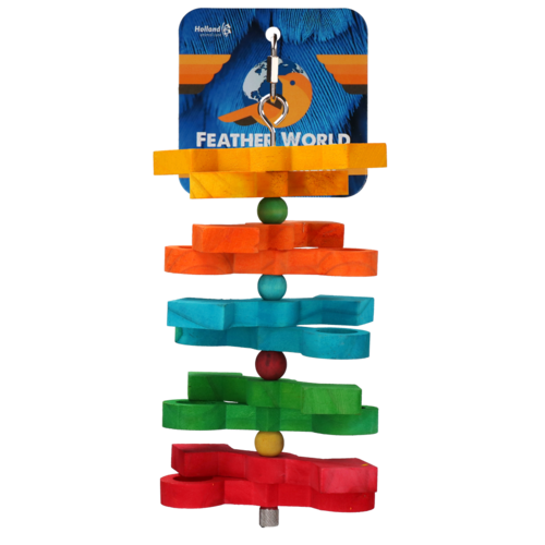 Feather world Feather World Puzzle & treat