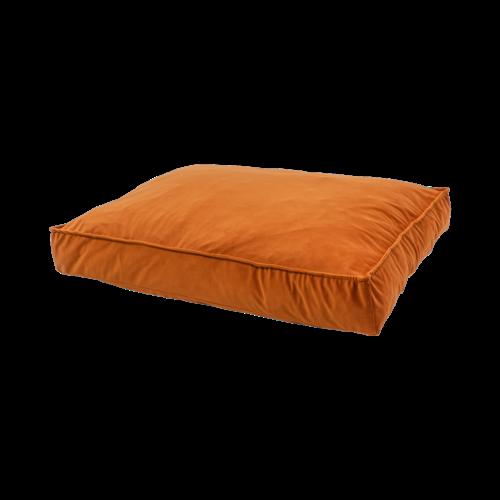 Madison Madison Velours Lounge Cushion Oranje M