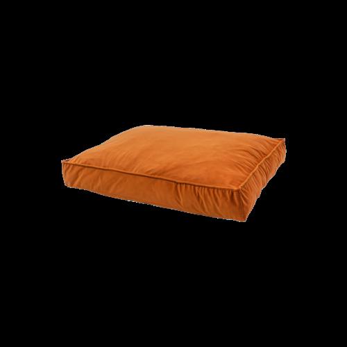 Madison Madison Velours Lounge Cushion Oranje S