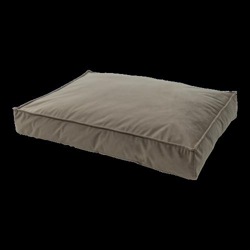 Madison Madison Velours Lounge Cushion Taupe L