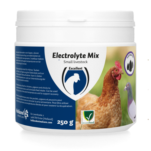 Excellent Electrolyten-Mix voor kleinvee