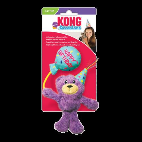 KONG KONG Cat Occasions Birthday Teddy EU