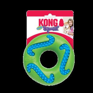 KONG KONG Squeezz Goomz Ring Lg EU