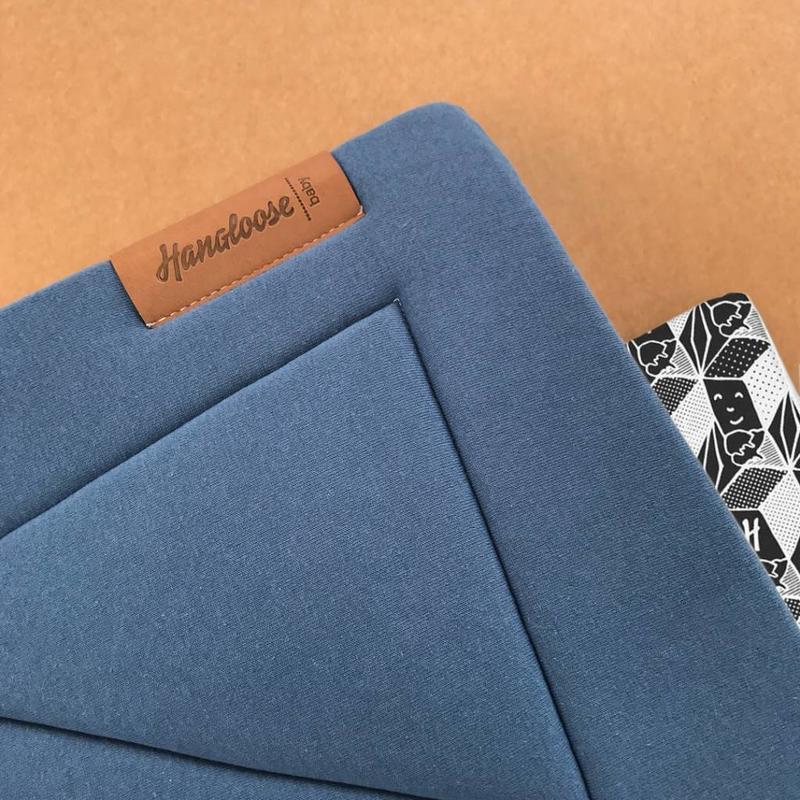 Hangloose Baby Steifschlüssel blau