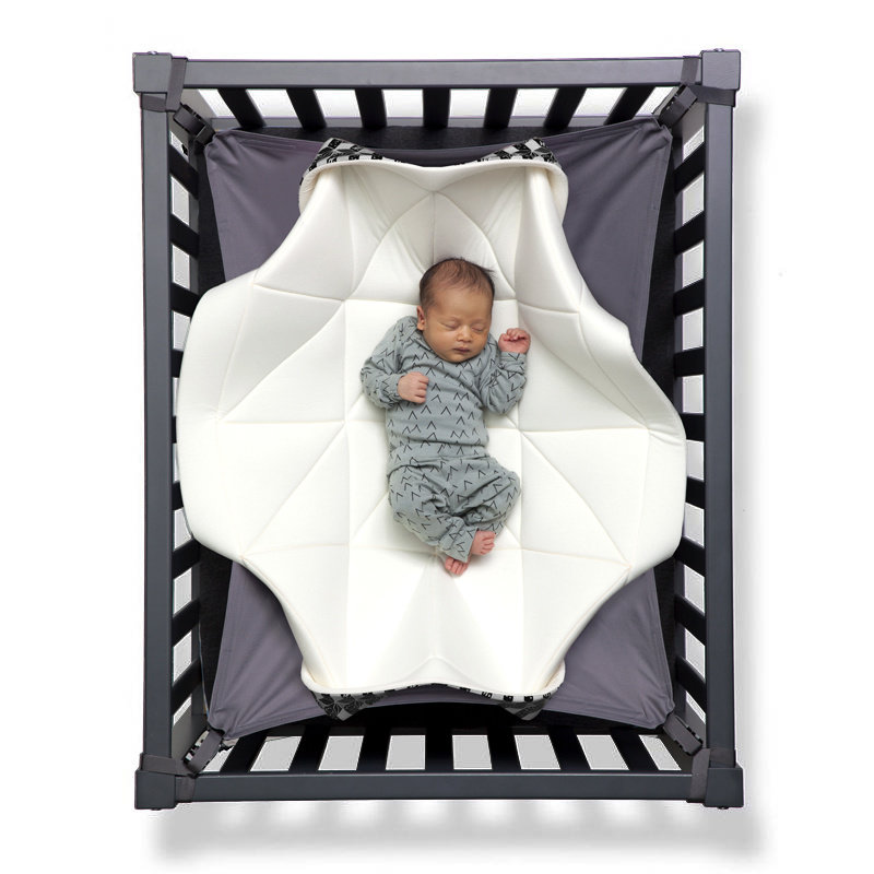 Hangloose Baby hammock Black and White edition
