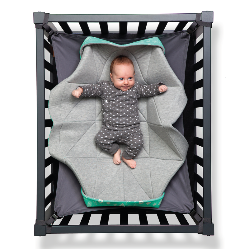 Hangloose Baby hammock Light heather gray