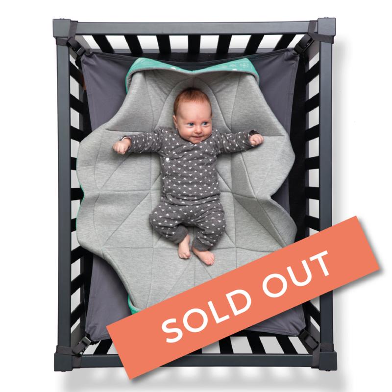 Hangloose Baby hammock Light heather gray