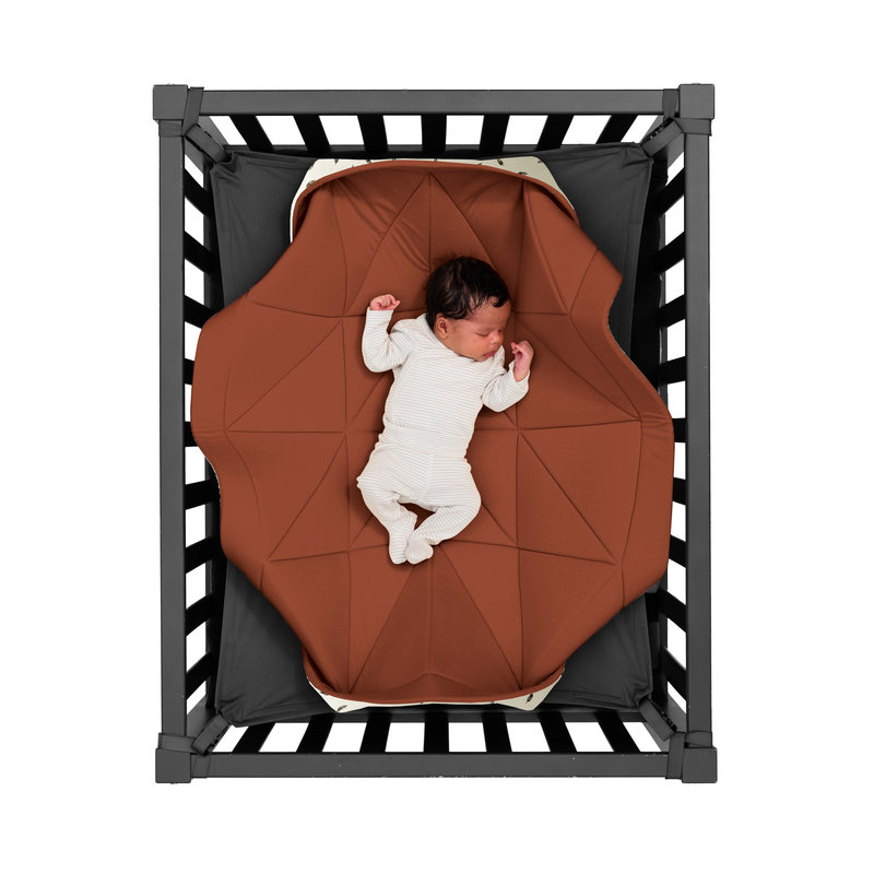Hangloose Baby Hangmat Bamboo Terra