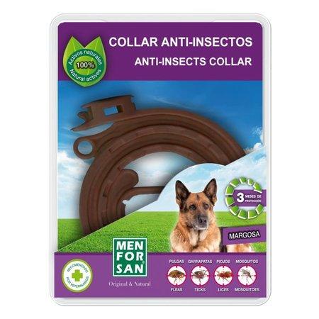 Menforsan Anti-vlooien en tekenband met uitsluitend natuurlijke ingrediënten voor honden