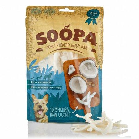 Soopa  Soopa kauwsnacks van kokosnoot