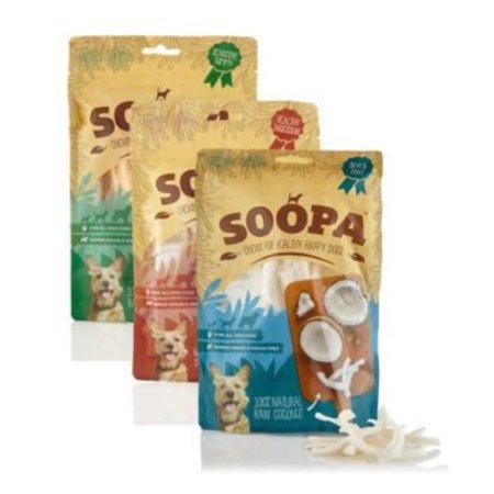 Soopa  Soopa kauwsnacks van papaya