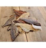 Ozzlesdogfood  Gedroogde filets van dorade