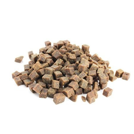 Ozzlesdogfood  Klein vleesblokjes van kalkoen om te trainen