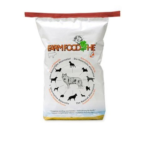 Farm Food Farm Food HE Zalmolie geperste brok 15 KG