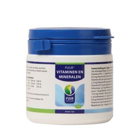 PUUR PUUR Vita-Min  / Vitaminen & Mineralen