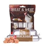 Meat Love  Zachte trainingsworstjes  van 100% paardenvlees