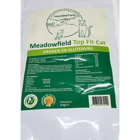 Meadowfield Droogvoer voor katten   Graan- & Glutenvrij