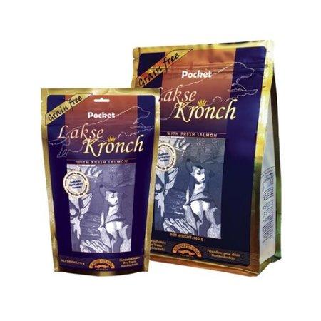 Kronch Lakse Kronch Henne  Pocket Zalmsnacks