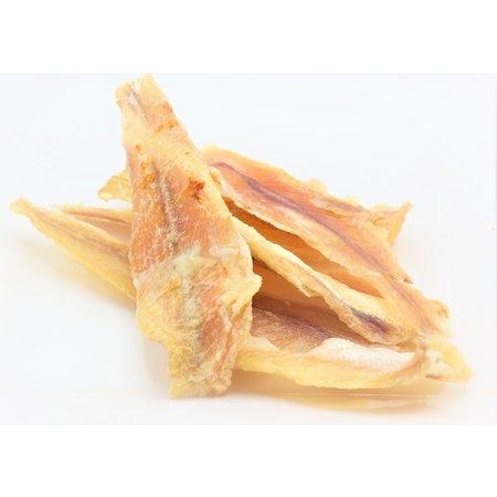 Gedroogde filets van pangasius (panga)