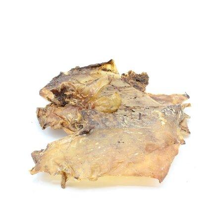 Ozzlesdogfood  Gedroogde maagstukken van struisvogel