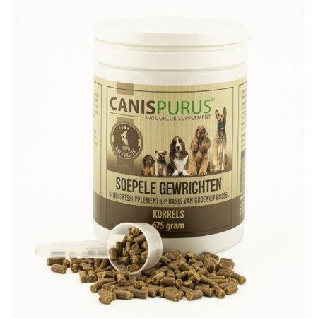 Canis Purus Soepel bewegen met groenlipmossel supplement