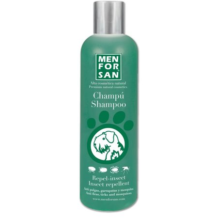 Menforsan Natuurlijke anti-insecten shampoo met citronella