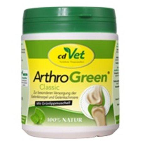 CD Vet Arthro Green met groenlipmossel voor soepele beweging en gewrichten