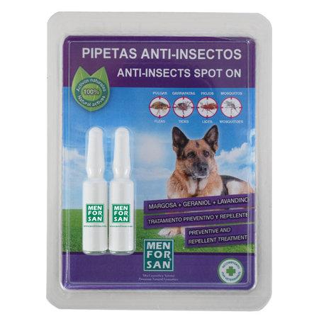 Menforsan Menforsan Spot-on Anti parasieten pipet voor honden