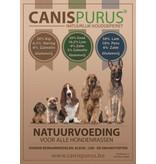 Canis Purus Koud geperste brok van Eend & lam