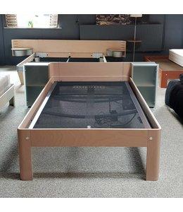 Auping Verkocht-Auronde 2000 Beuken 120x210 cm
