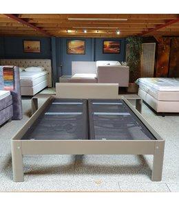Auping Auronde 2000 Leigrijs 160x220 cm