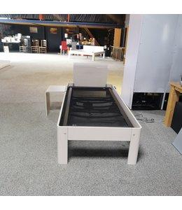 Auping Auronde 2000 Oak White 90x200 cm