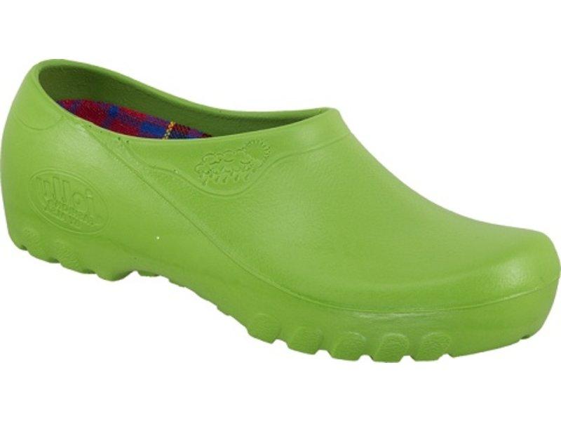 JOLLY fashion gesloten klomp Peridot/licht groen
