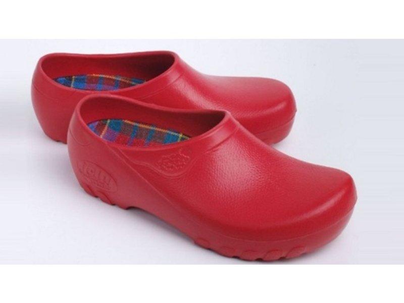 JOLLY fashion gesloten klomp rood
