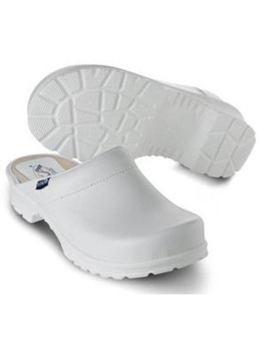 Sika witte klompen 149 comfort OB