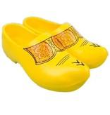 EVA pu-klomp traditioneel geel