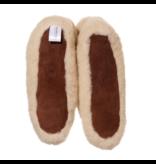 Woolwarmers WoolWarmers Wollen Slof Dolly 9174 Wit 916