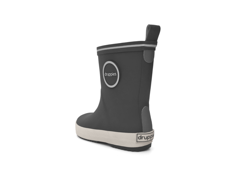 Druppies fashion boot 11023 Donkergrijs
