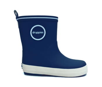 Druppies fashion boot 11023 Donkerblauw